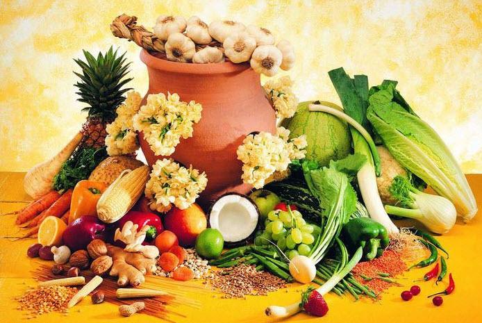 список продуктов для правильного питания при похудении