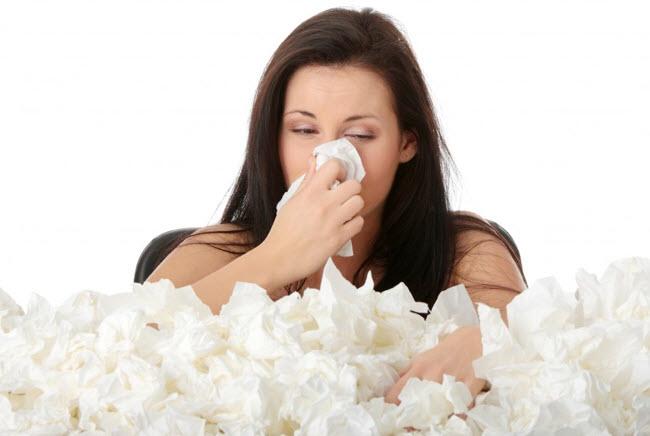 кашель на фоне аллергии