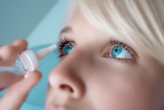 аллергия на глазах веки шелушатся