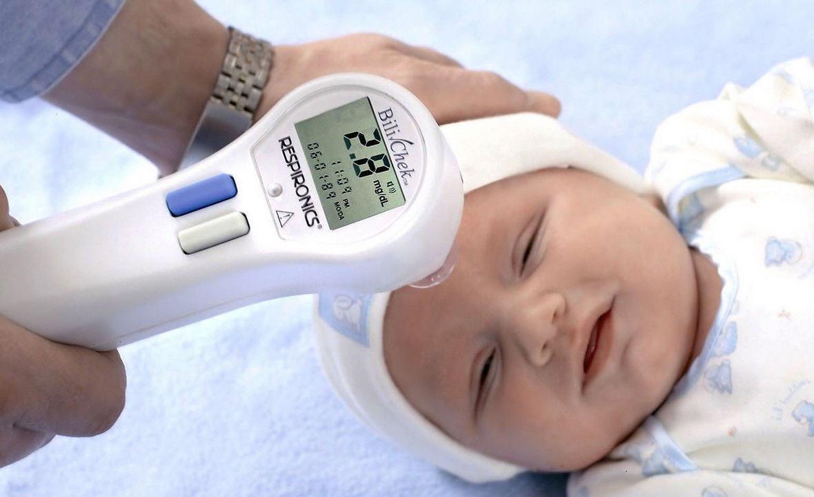 Билирубин повышенный у ребенка