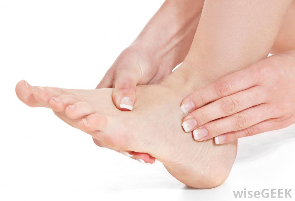 Как убрать боль в ногах в домашних  304