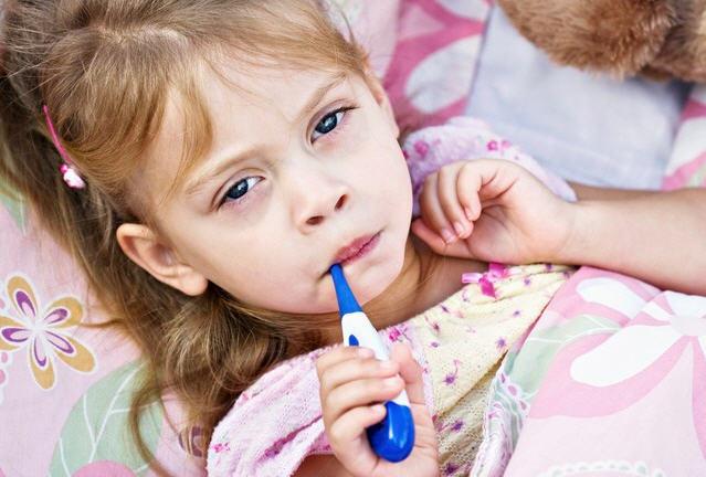 взрослые часто девочки с детьми какая температура у вас дома