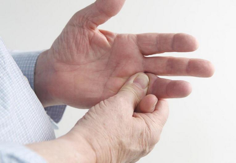 Что делать если левую руку не чувствуешь