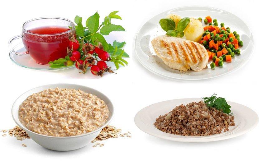 Питание при хроническом гастрите, меню и рекомендации