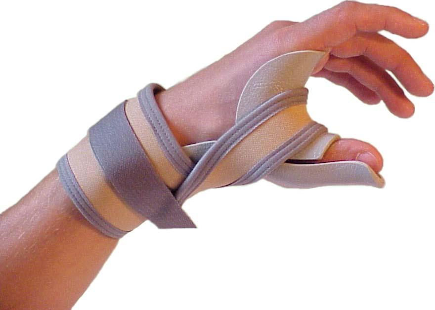 Как сделать растяжение руки