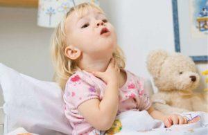 Лимфаденит у детей
