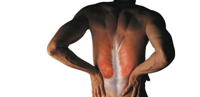 Что означает боль в спине под ребрами