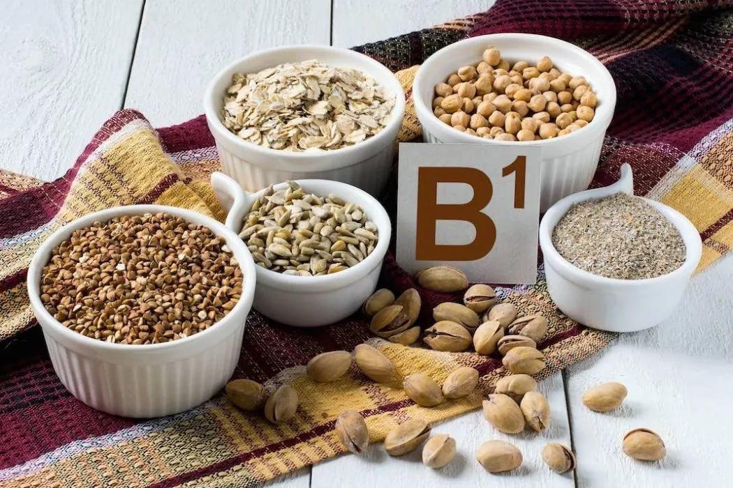 Симптомы недостатка витамина В1
