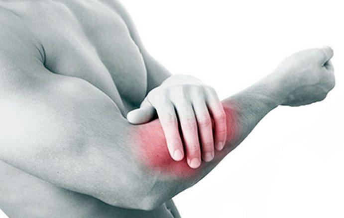 Ноющие боли в мышцах и суставах