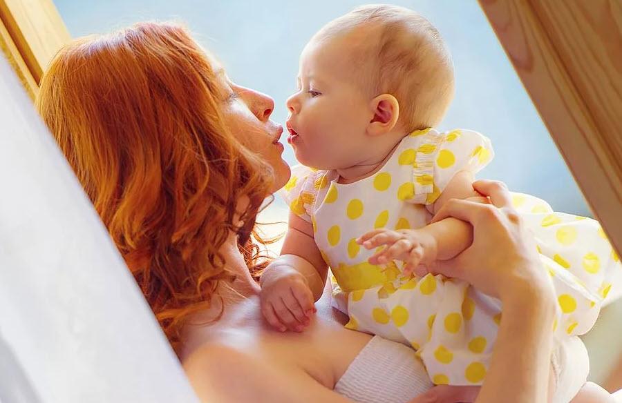 Раздражение на попе младенца - скорая помощь