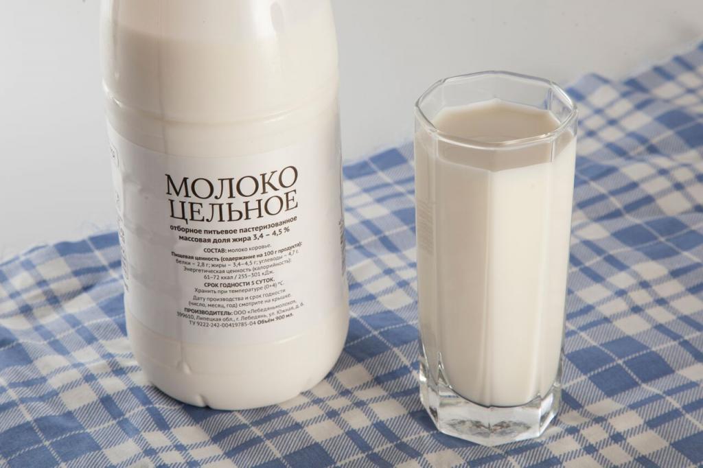 Цельное молоко что это такое: особенности, состав и полезные свойства