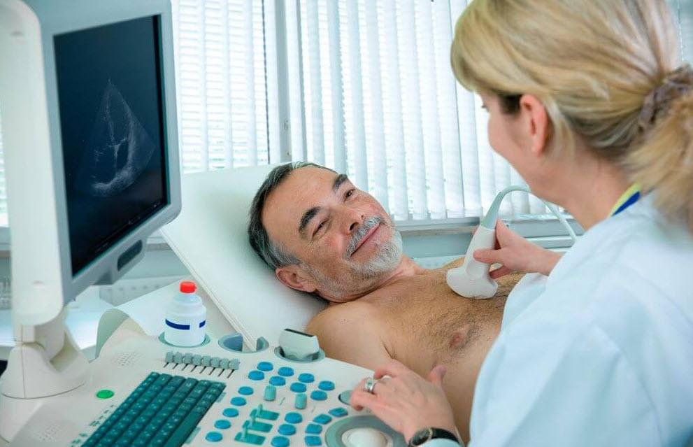 Миокардиодистрофия - изменения в миокарде