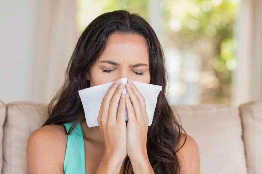 Ингаляционная терапия при аллергии