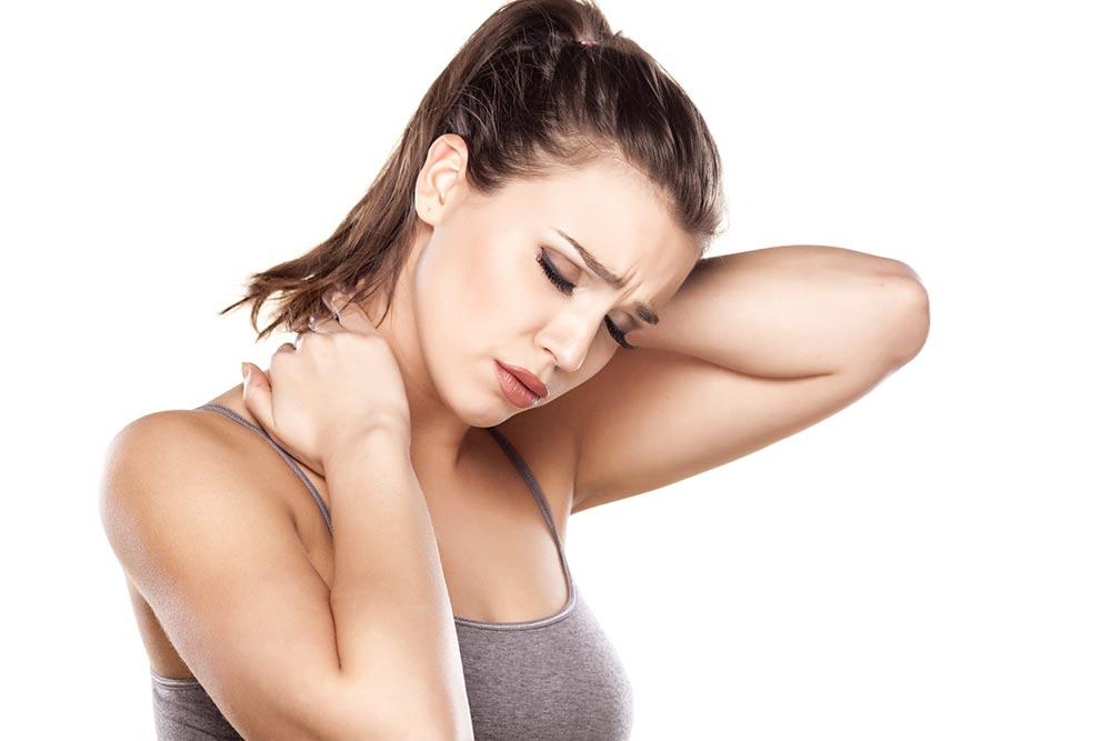 Боль в шее - причины и лечение