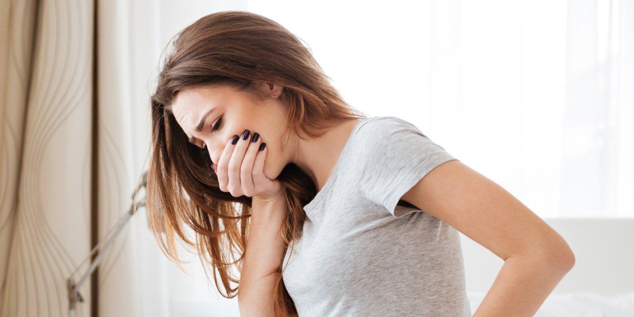Рвота желчью - причины и лечение